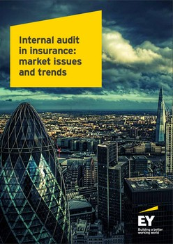 Internal audit in insurance: market issues and trends