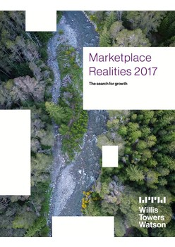 Marketplace Realities 2017: The search for growth