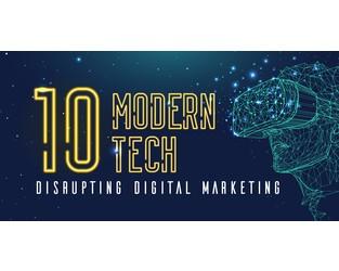 10 Modern Technologies That Are Enhancing Digital Marketing - Martech Zone