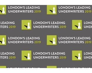 London's Leading Underwriters 2019: Top Ten Overall