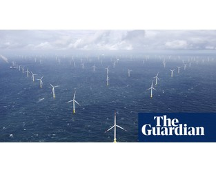 China poised to power huge growth in global offshore wind energy - The Guardian