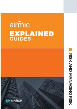 Explained Guides: Risk and Managing Risk