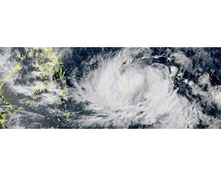 "Tropical Storm ""Surigae"" intensifying on its way toward the Philippines - The Watchers"