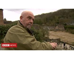 Flood recovery 'stalled' by coronavirus lockdown - BBC