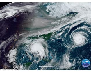 Hurricane Sally Makes Category-2 Landfall Near Gulf Shores, Alabama