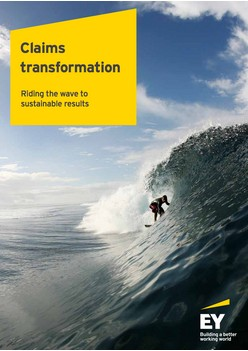 Claims transformation - Riding the wave to sustainable results