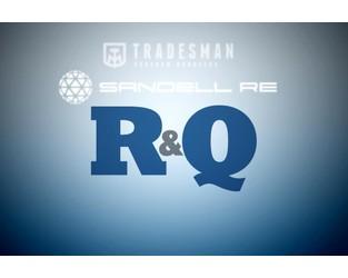 R&Q sells Bermuda reinsurer Sandell Re to NY MGA Tradesman; takes 35% stake