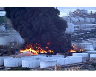 Millions of Gallons of Waste Created by Texas Petrochemical Fire
