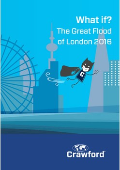 What if? The Great Flood of London 2016