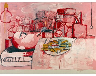 Philip Guston Blockbuster Pushed Back to 2024 Amid Concerns Over KKK Imagery - Art News
