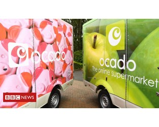 Ocado in self-driving vans push with £10m stake in Oxbotica - Reuters
