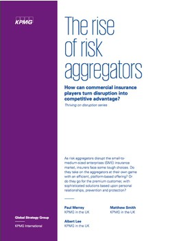 Report: The rise of risk aggregators