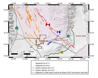 The Mw7.1 – 2019 Ridgecrest (California) Earthquake Sequence