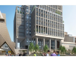 Laing O'Rourke arm wins £36m Stratford Waterfront job - Building
