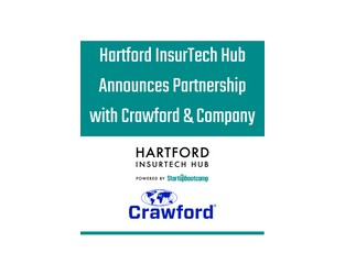 Hartford InsurTech Hub announces partnership with Crawford & Company