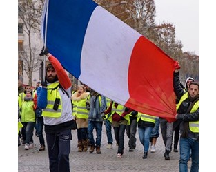 Europe sees 71% rise in civil unrest protests over past decade, finds Chaucer