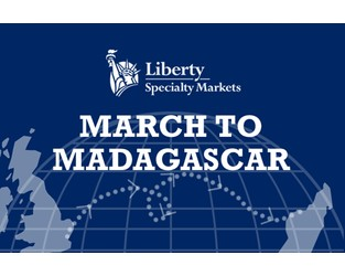 Liberty Staff March to Madagascar 2017