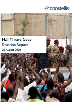 Mali Military Coup - Situation Report