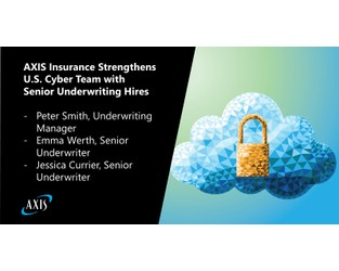 AXIS Strengthens U.S. Cyber Insurance Team With Senior Underwriting Hires