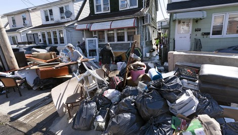 After Northeast flooding, insurance woes swamp residents - AP