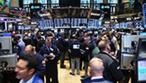 Willis Towers Watson's stock soars; broader market slides