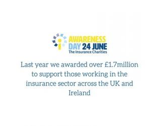 Insurance Charities Awareness Day goes virtual