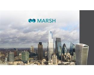 Marsh JLT Specialty to rebrand and drop JLT moniker