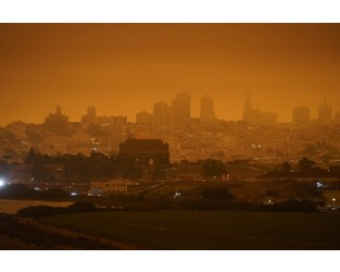 Health issues as wildfire smoke hits millions in US - AP