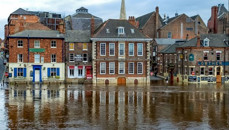 Racing climate change: how insurers are picking up speed