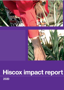 Hiscox Impact Report 2020
