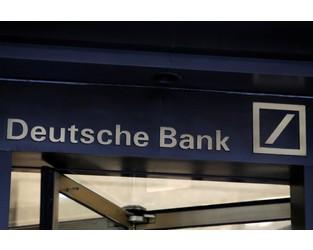 U.S. SEC fines Deutsche Bank $16 million to settle foreign corruption charges - Reuters