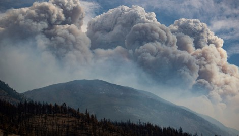 Insured Price Tag for Canada's Summer Storms and Wildfires Nears C$200M