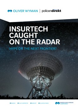 InsurTech Caught on the Radar: Hype or The Next Frontier?