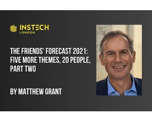 The Friends' Forecast 2021 – Five more themes, 20 people, Part Two