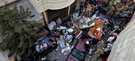 What led to the Karachi plane crash?: Dawn - Straits Times