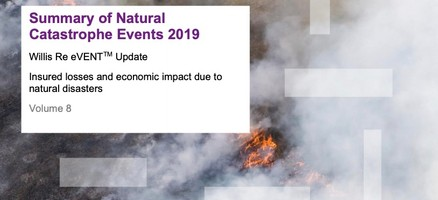 Summary of Natural Catastrophe Events 2019