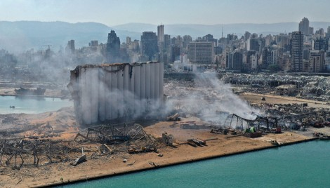 Beirut losses will hit multiple lines of insurance - Business Insurance