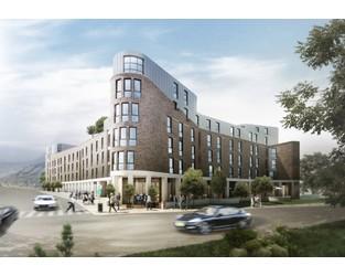 Truman wins contract for £33m Preston student hub - Construction Enquirer