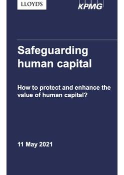 Safeguarding human capital - Lloyd's
