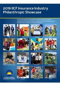 2019 IICF Insurance Industry Philanthropic Showcase - IICF