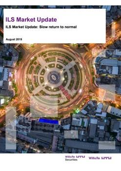 ILS Market Update: Slow return to normal