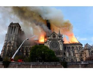 Notre-Dame restoration restart considered despite lockdown - CN