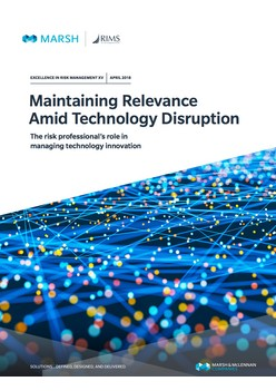 Maintaining Relevance Amid Technology Disruption
