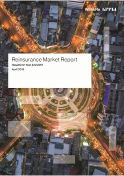 Reinsurance Market Report: Results For Year-End 2017 - April 2018