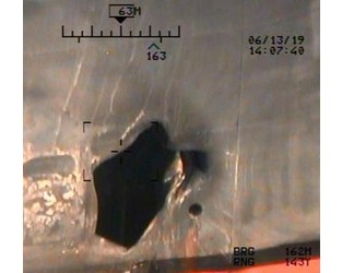 U.S. military releases new images from oil tanker attacks - Reuters