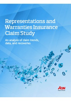 Representations and Warranties Insurance Claim Study