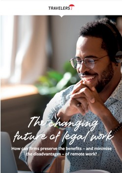 The changing future of legal work