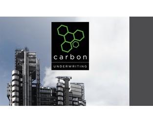 Carbon Underwriting: Inside the new Lloyd's SIAB