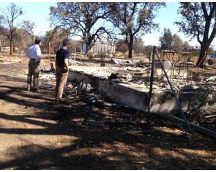 Fed Warns Climate Change, COVID-19 Worsen Western States' Economic Risk From Wildfires
