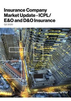 Insurance Company Market Update – Q2 2020